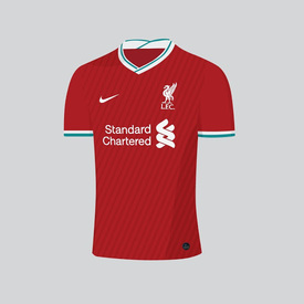 FC Liverpool Jersey