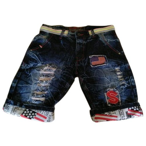 Trendy New Jeans Shorts For Men